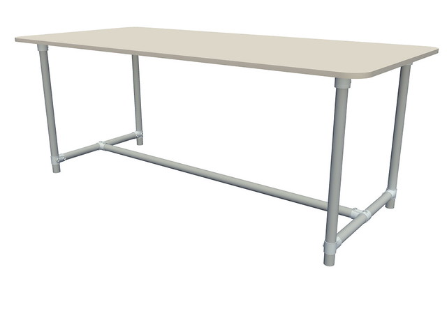 Sketchup Version of the Table