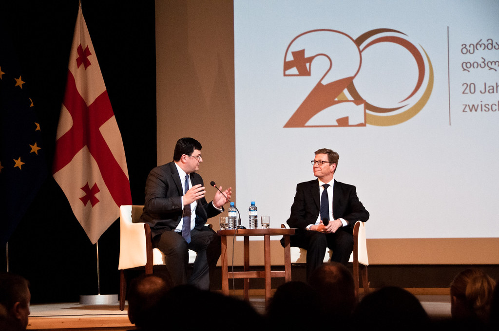 German Foreign Minister Guido Westerwelle's speech at TSU