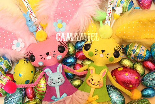 Happy Easter by Ana Camamiel