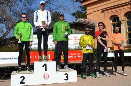 Lužánky byly ve znamení traťového rekordu Maďara Tótha