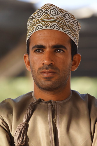 Handsome man in Nizwa by CharlesFred
