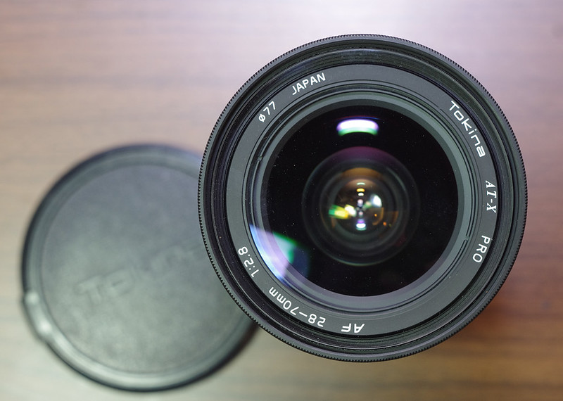 Tokina ATX 270 28-70mm  f/2.8 (第二代版) 實拍