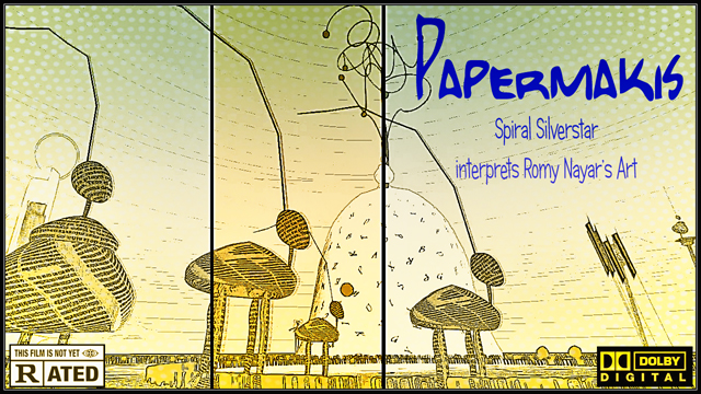 Papermakis-Poster