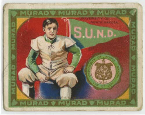 1910 Murad T51 College Series University of North Dakota