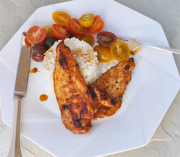 Jerk-Spiced Chicken Breast