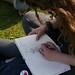 Impromptu sketching