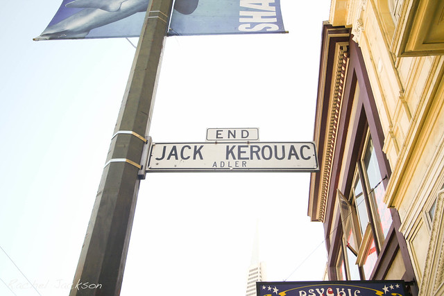 san francisco jack kerouac alley