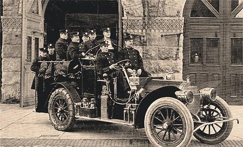Echipaj de pompieri 1932