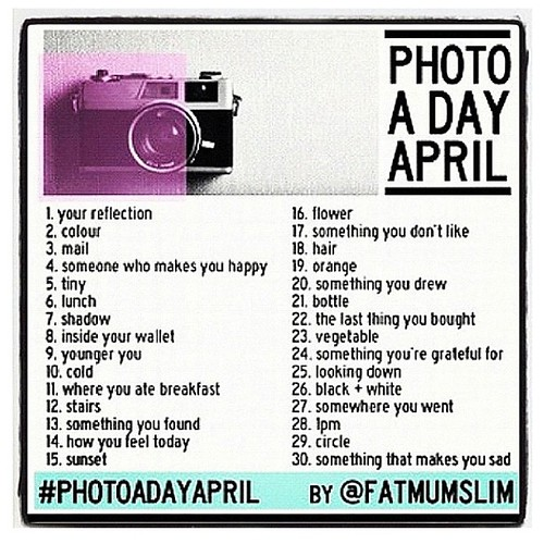 I mean...I guess. #aprilphotoaday