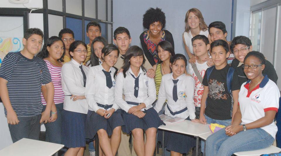 Learning to Teach English in Machala