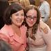 Jess with Amanda Fernandez