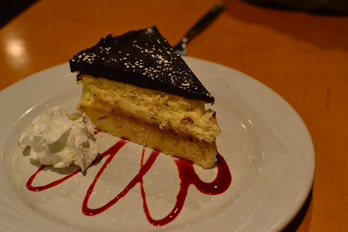 Boston Cream Cheesecake by pjpink