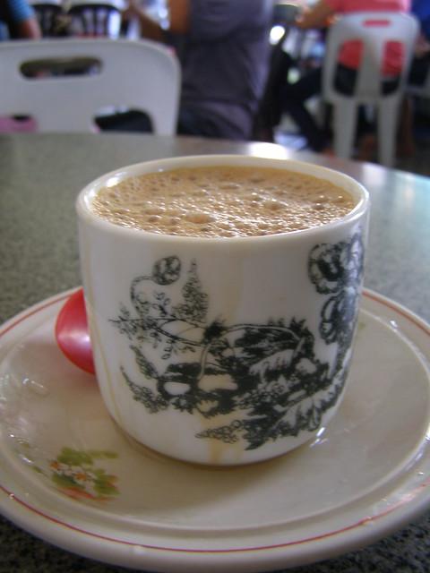 新源隆白咖啡