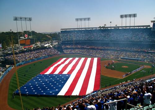 Dodgers home opener
