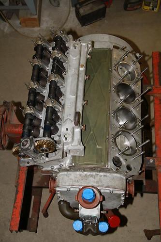flickriver photoset 39 1943 ford gaa tank engine 39 by jkracing50. Black Bedroom Furniture Sets. Home Design Ideas