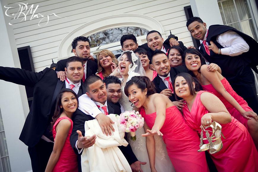 WeddingPartyCrazy