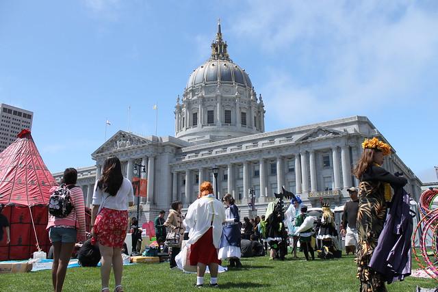 San Francisco Cherry Blossom Festival 2012