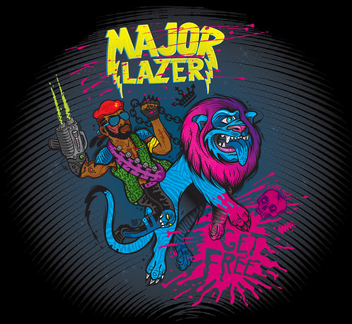 Major Lazer & the Flyin Zion Lion of Freedom