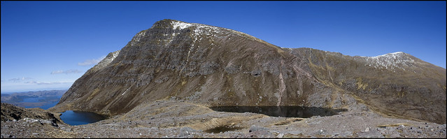 Twin Lochans Panorama