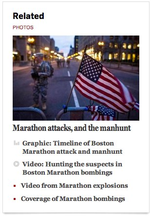 102 hours in pursuit of Marathon bombing suspects - Metro - The Boston Globe: Related