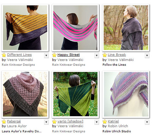 shawl options