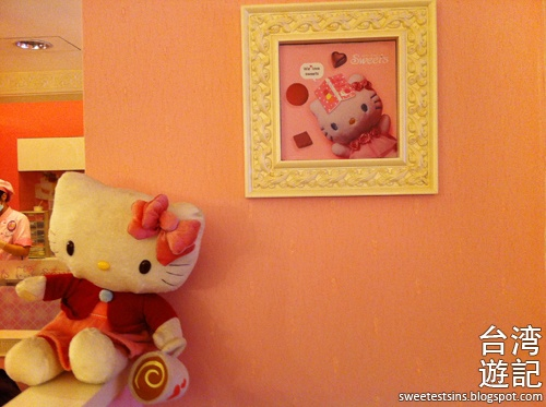 taiwan trip blog day 3 ximending zhongxiao fuxing sogo hello kitty sweets cafe miramar entertainment park 26
