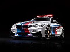 BMW 2014 MotoGP Safety Car