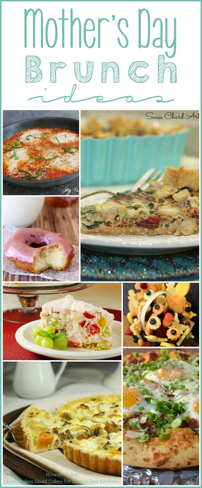 Mother's Day Brunch - more than 45 recipes from your favorite bloggers that are sure to make mom feel special on her day!