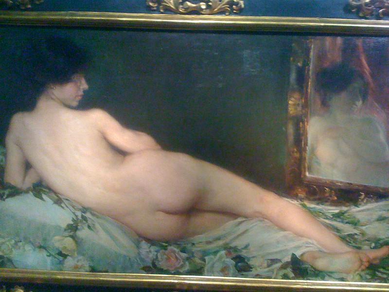 Otra Venus del espejo