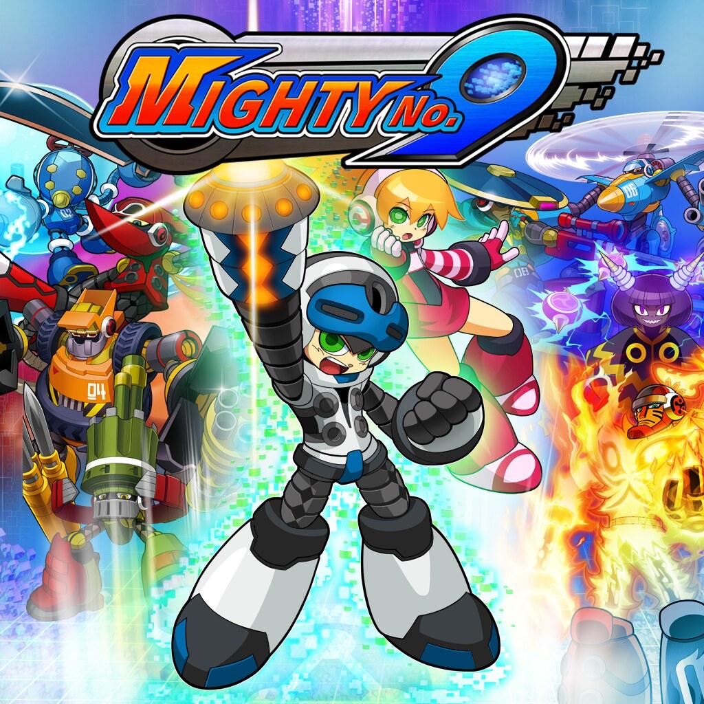 Mighty No.9 – Pré-Venda – PS4