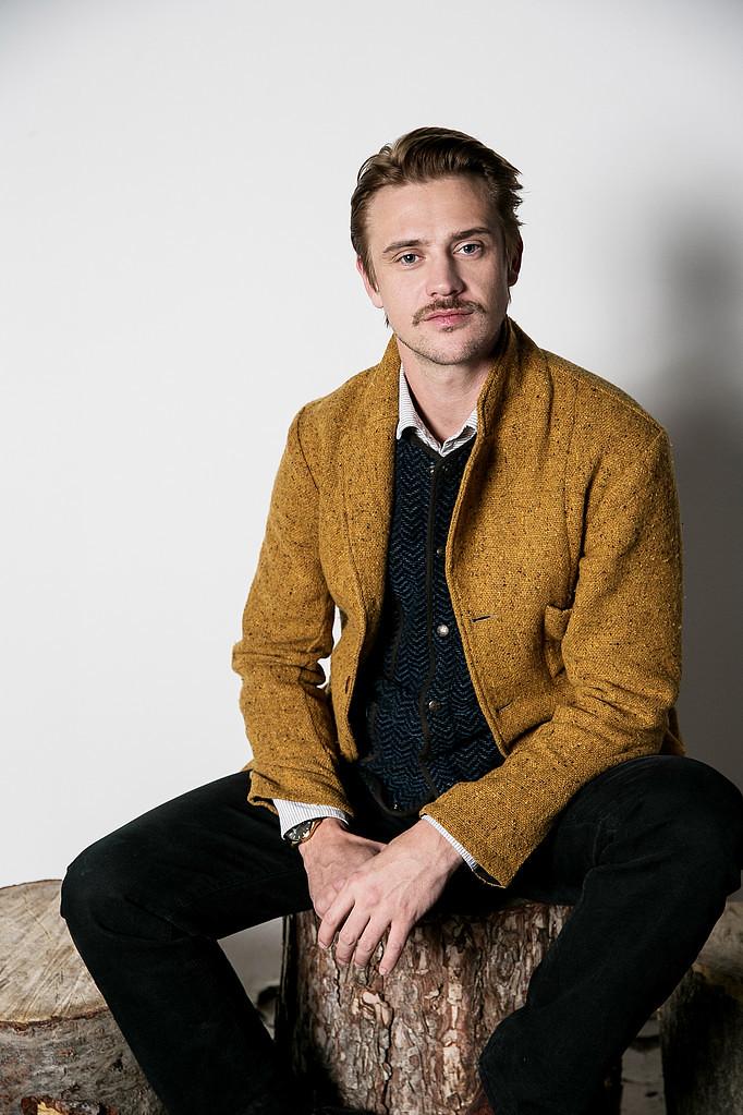 Бойд Холбрук — Фотосессия для «The Free World» на «Sundance» 2016 – 27