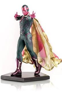 Iron Studios 美國隊長3:英雄內戰【幻視】Vision 1/10 比例全身雕像