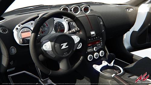 Assetto Corsa 2016 Nissan 370Z Nismo