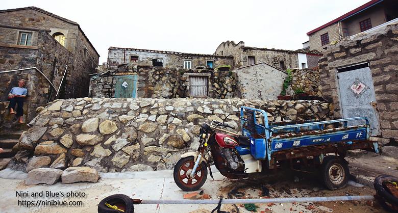 福建旅遊景點福州平潭島白沙村石頭厝06