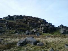 Longafrod Tor Side