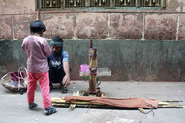 Photo Essay – The Juice Sellers, Near Jagat Cinema