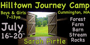 sarahpirtle.com/JourneyCamp.htm