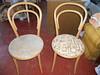 Перетяжка 4-х стульев