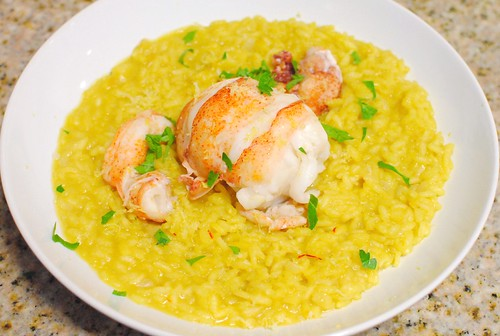 6791424294 1c05524496 Lobster Risotto