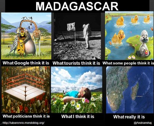 Madagascar...What People Think It Is, What Really It Is