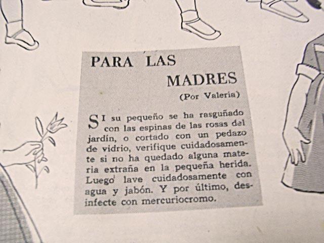 para madres