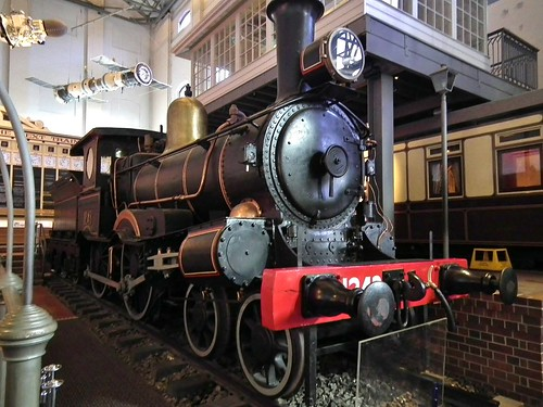 1882 NSW Steam Locomotive No 1243