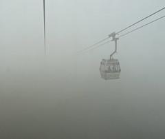 Ngong Ping 360 cable car {Flickr Blogged}