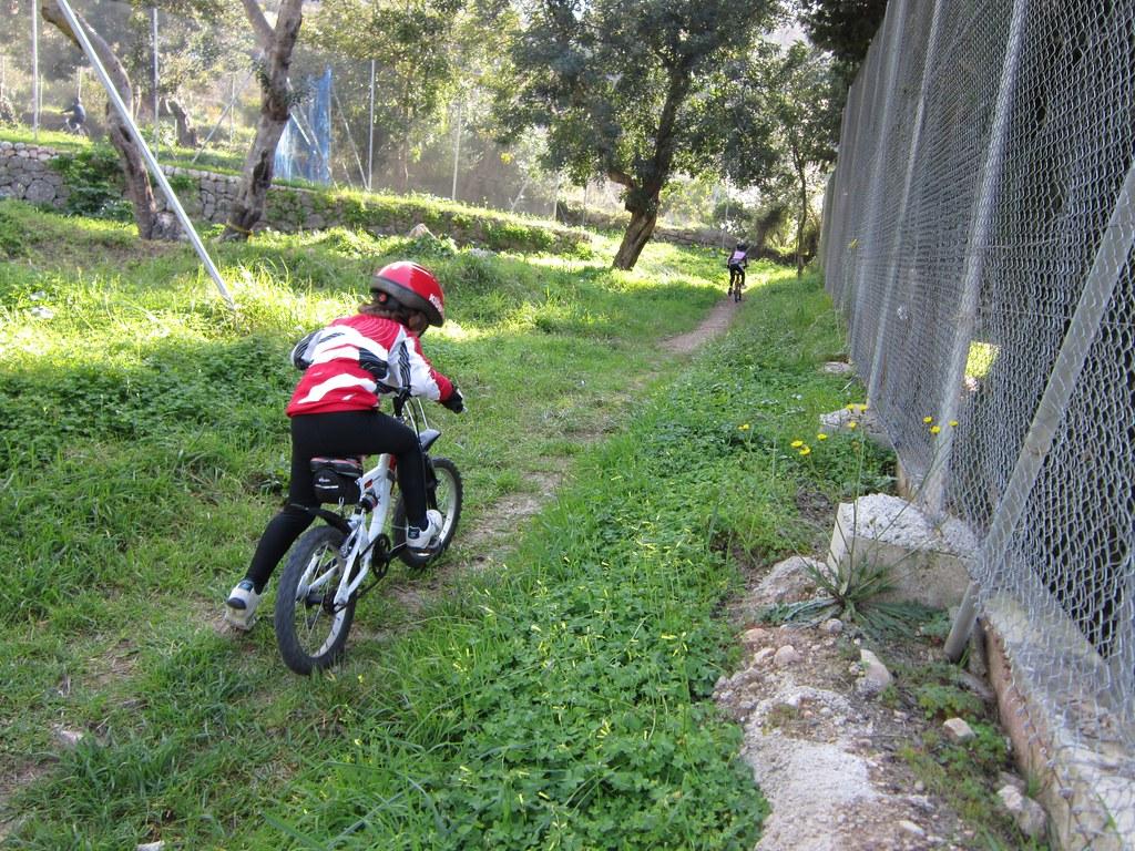Escola de Ciclisme 3-03-2012.