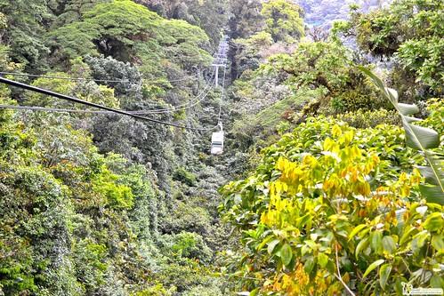 rainforest views and arenal volcano la fortuna costa rica