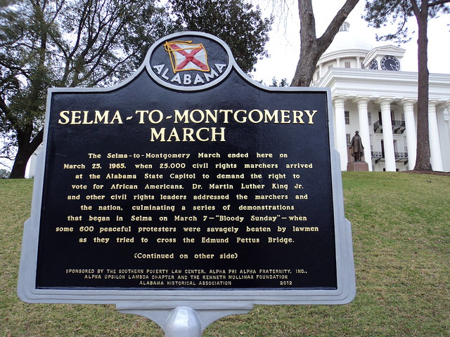 Selma to Montgomery March Flickr Photo Sharing