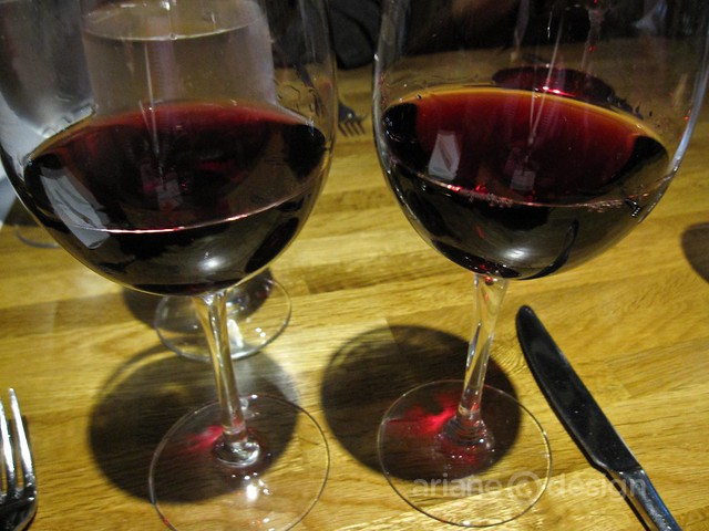 2009 and 2010 Pinot Noir