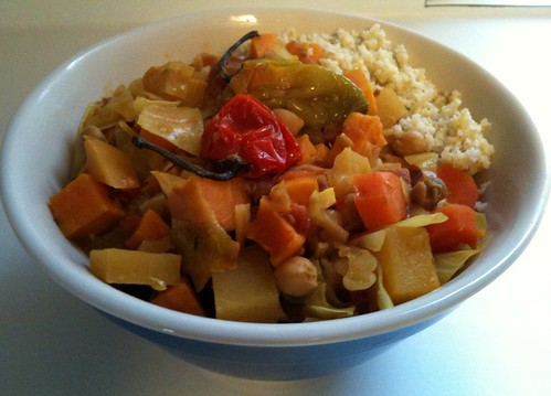 Vegan Senegalese Vegetable Stew