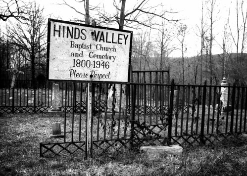 """Hinds Valley Cemetary"""