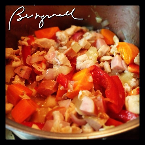 Cooking Pininyahang Manok
